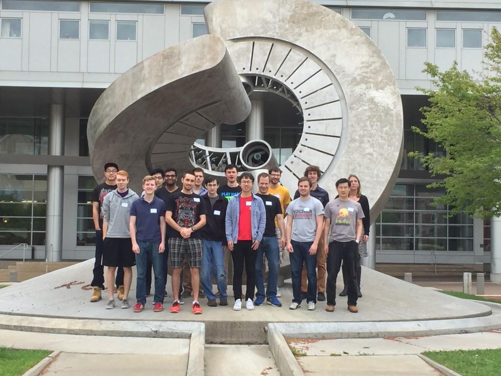 Informatics Skunkworks Spring Meeting 2016-05-07